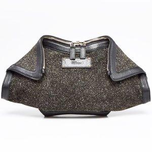 NEW w/Tag Alexander McQueen Demanta Clutch Bag